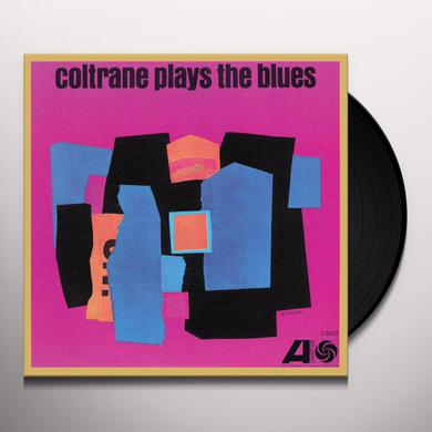 John Coltrane COLTRANE PLAYS THE BLUES Vinyl Record
