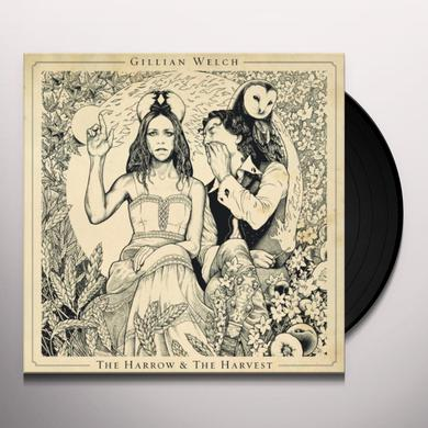 Gillian Welch HARROW & THE HARVEST Vinyl Record