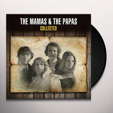 Mamas & Papas COLLECTED Vinyl Record