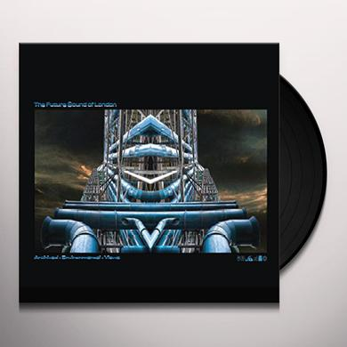 Future Sound Of London ARCHIVED ENVIRONMENTAL VIEWS Vinyl Record