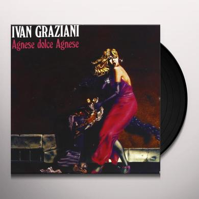 Ivan Graziani AGNESE DOLCE AGNESE Vinyl Record