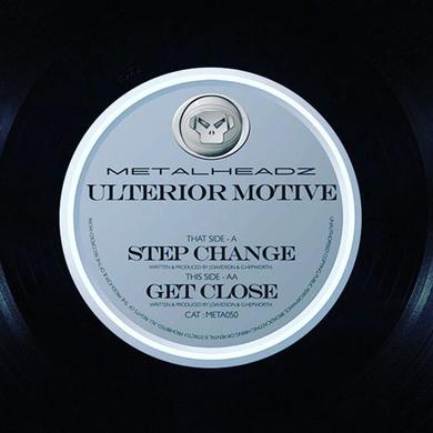 ULTERIOR MOTIVE STEP CHANGE Vinyl Record