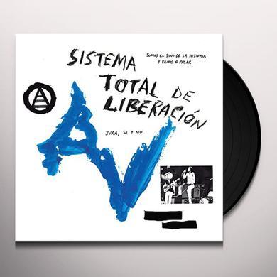Anarquia Vertical SISTEMA TOTAL DE LIBERACION Vinyl Record