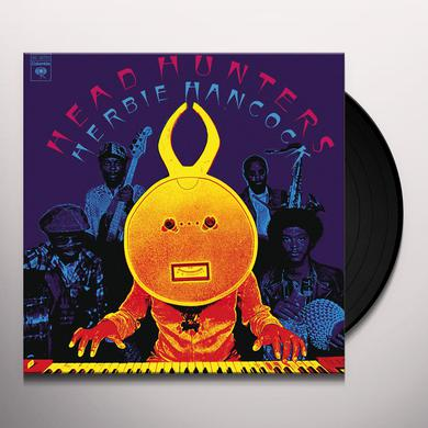 Herbie Hancock HEAD HUNTERS Vinyl Record