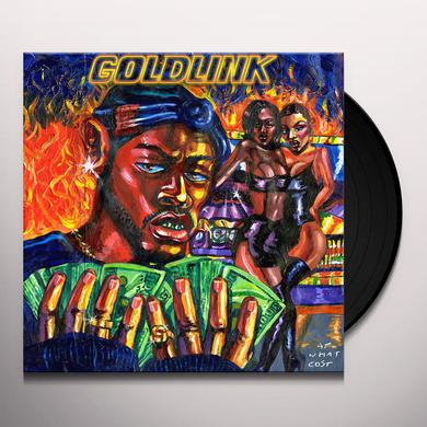 GoldLink AT WHAT COST Vinyl Record