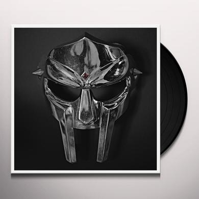 Jj Doom BOOKHEAD Vinyl Record