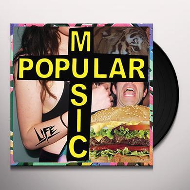 Life POPULAR MUSIC Vinyl Record