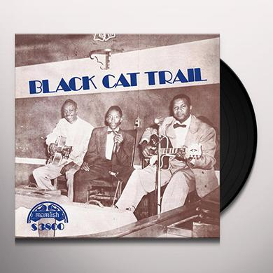 BLACK CAT TRAIL / VARIOUS Vinyl Record
