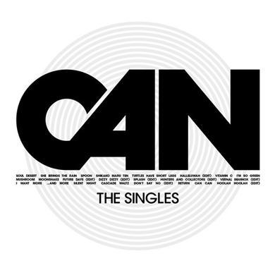 Can SINGLES Vinyl Record