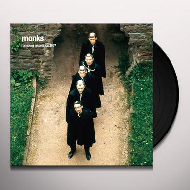 Monks HAMBURG RECORDINGS 1967 Vinyl Record