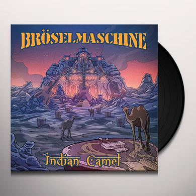 Broeselmaschine INDIAN CAMEL Vinyl Record