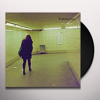 Bantham Lyons OH CORDELIA Vinyl Record