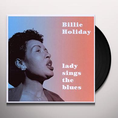 Billy Holiday LADY SINGS THE BLUES Vinyl Record