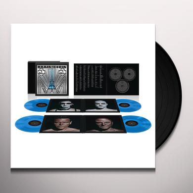 RAMMSTEIN: PARIS - SUPER DELUXE EDITION Vinyl Record