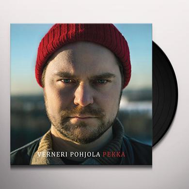 Verneri Pohjola PEKKA Vinyl Record
