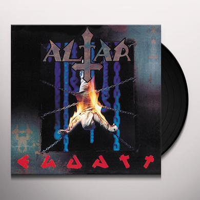 Altar EGO ART Vinyl Record