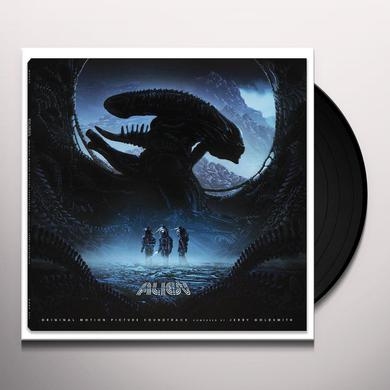 Jerry Goldsmith ALIEN / O.S.T. Vinyl Record