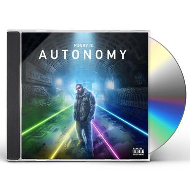 Funky DL AUTONOMY: THE 4TH QUARTER 2 CD