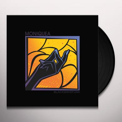 MONIQUEA BLACKWAVEFUNK Vinyl Record