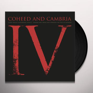 Coheed and Cambria GOOD APOLLO I'M BURNING STAR IV VOLUME ONE: FROM Vinyl Record