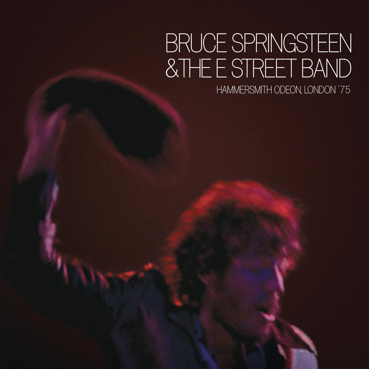 Bruce Springsteen Hammersmith Odeon London 75 Vinyl Record