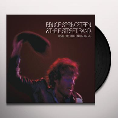 Bruce Springsteen HAMMERSMITH ODEON LONDON 75 Vinyl Record