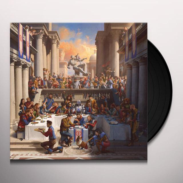 Logic Everybody Vinyl Record