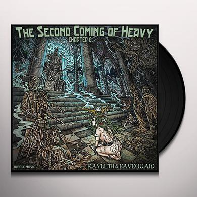 SECOND COMING OF HEAVY CHAPTER VI: KAYLETH & FAVEQUAID Vinyl Record