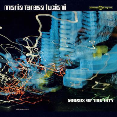 Maria Teresa Luciani SOUNDS OF THE CITY Vinyl Record