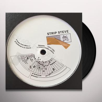Strip Steve CHAOS2COSMOS Vinyl Record