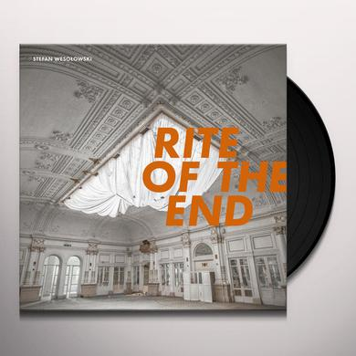 Stefan Wesolowski RITE OF THE END Vinyl Record