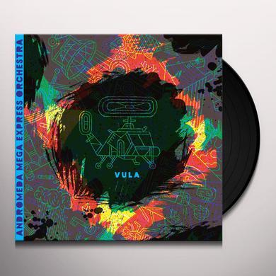 Andromeda Mega Express VULA Vinyl Record