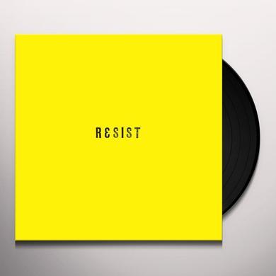 Josh Wink RESIST Vinyl Record