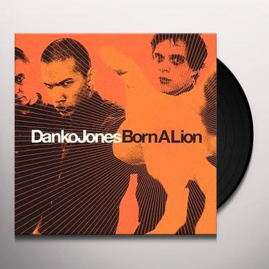 Danko Jones BORN A LION Vinyl Record