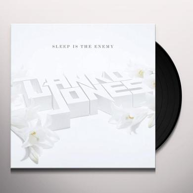 Danko Jones SLEEP IS THE ENEMY Vinyl Record