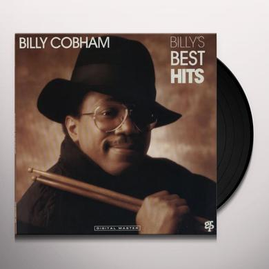 Billy Cobham BILLY'S BEST HITS Vinyl Record
