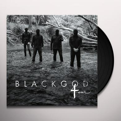 Black God FOUR Vinyl Record