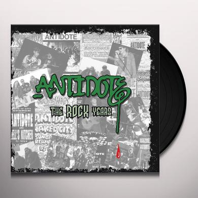 Antidote THE ROCK YEARS Vinyl Record