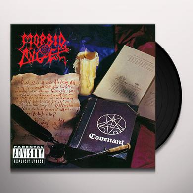 Morbid Angel COVENANT Vinyl Record
