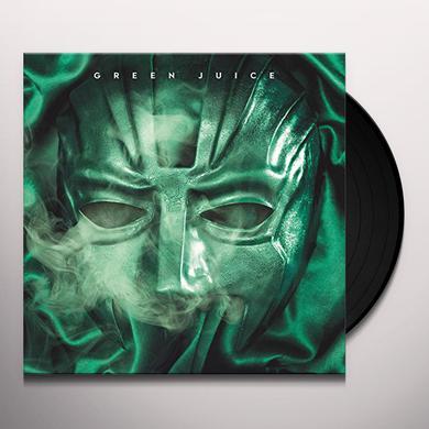 Marsimoto GREEN JUICE (GREEN VINYL) Vinyl Record