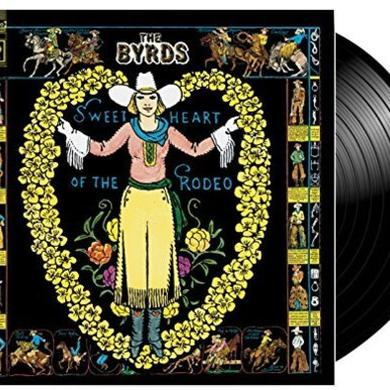 Byrds SWEETHEART OF THE RODEO Vinyl Record