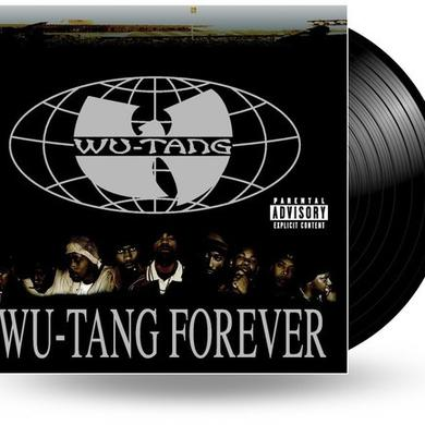 WU-TANG FOREVER Vinyl Record