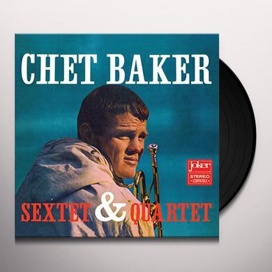 Chet Baker SEXTET & QUARTET Vinyl Record