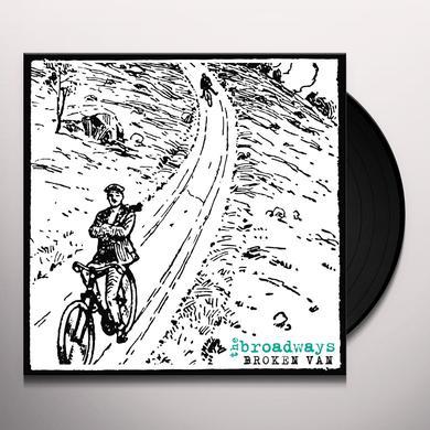 Broadways BROKEN VAN Vinyl Record