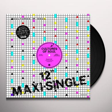 Benjamin Ball I JUST KEEP DANCING Vinyl Record