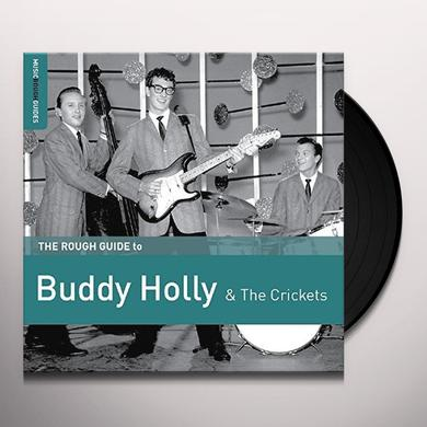 ROUGH GUIDE TO BUDDY HOLLY & THE CRICKETS Vinyl Record