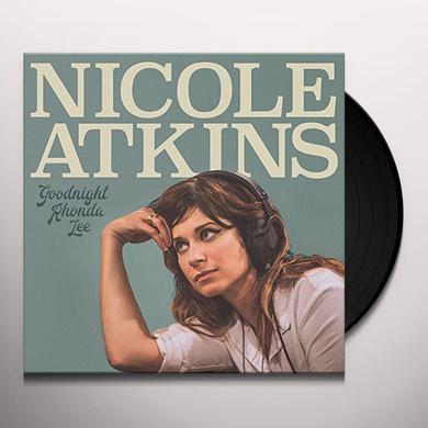 Nicole Atkins GOODNIGHT RHONDA LEE Vinyl Record