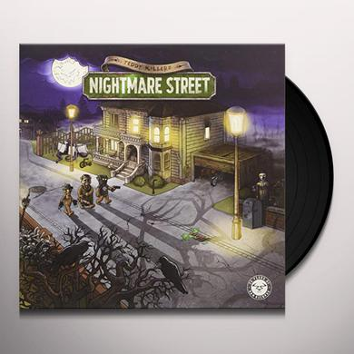 Teddy Killerz NIGHTMARE STREET Vinyl Record