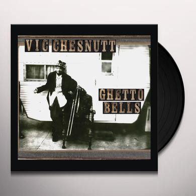 Vic Chesnutt GHETTO BELLS Vinyl Record