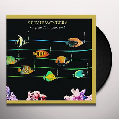 Stevie Wonder ORIGINAL MUSIQUARIUM Vinyl Record